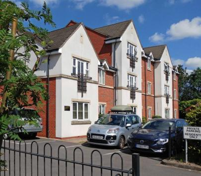 2 bedroom Unfurnished Apartment to rent on Friars Terrace, Stafford, ST17 by private landlord
